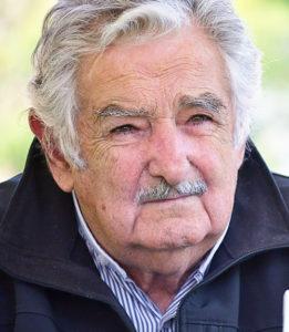 ウルグアイの第40代大統領ホセ・ムヒカ氏