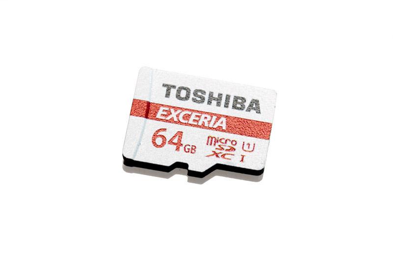 TOSHIBA EXCERIA microSDXC(MU-F064GX)