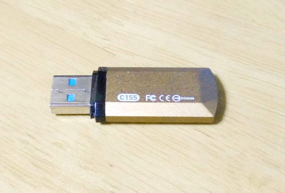 C115 64GBの本体 裏