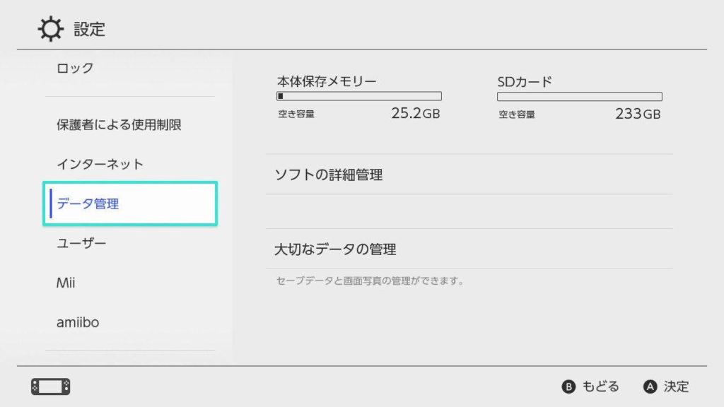 256GBのマイクロSDがイン!