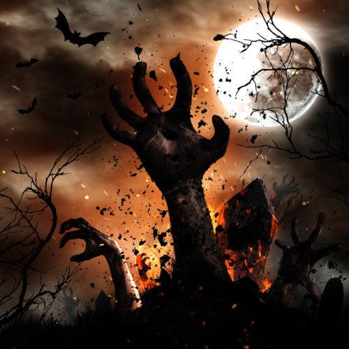 ゾンビの起源は起源は西アフリカの信仰『死から蘇るという言い伝え』から