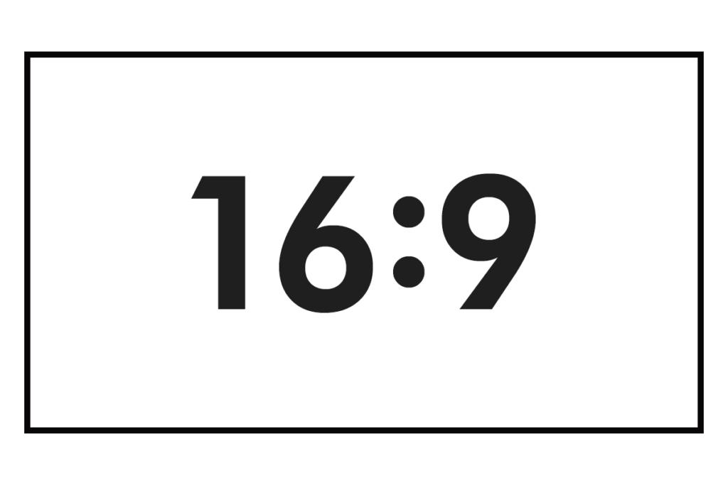 16:9 解像度一覧