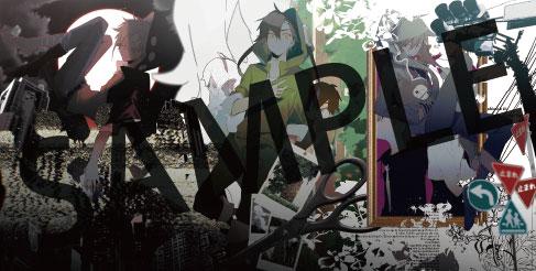 しづ最新画集「.dsd/V」KAGEROU PROJECT ジグレー画
