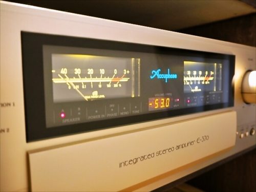 『Accuphase(アキュフェーズ)』のプリメインアンプ