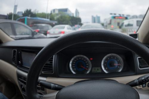ペーパードライバー講習後……交通量の多い道路はまだ怖い