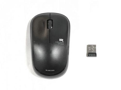 分解するELECOMのUSB無線マウス