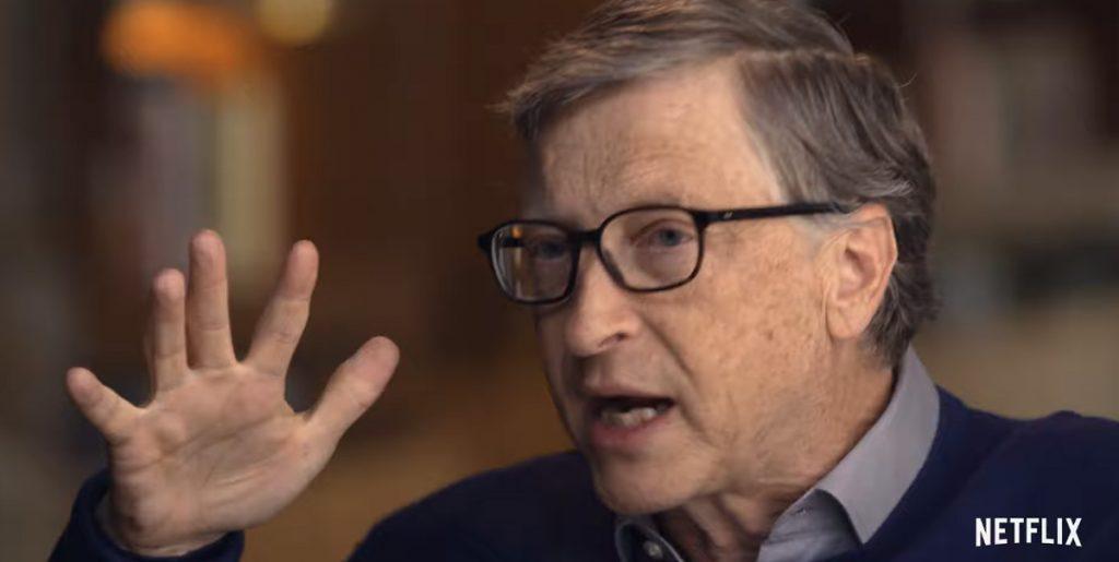 ※天才の頭の中:ビル・ゲイツを解読する 公式予告より
