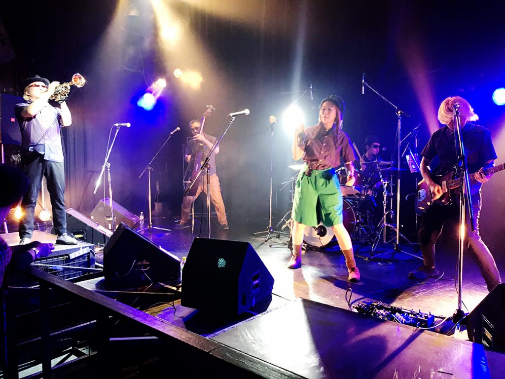 ロックDJ/Liveパーティ NUGGETS 不良メルヘン