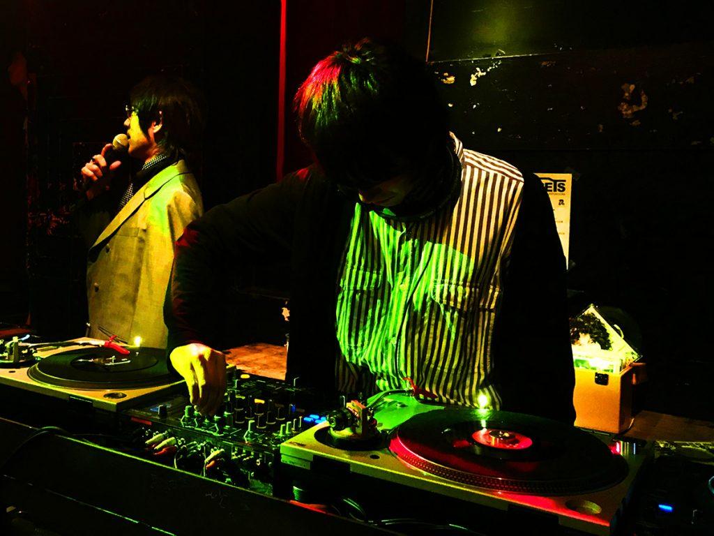 ロックDJ/Liveパーティ NUGGETS DJ 加藤直樹