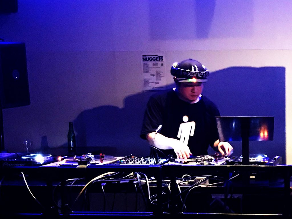 ロックDJ/Liveパーティ NUGGETS2F セカンドフロア DJ