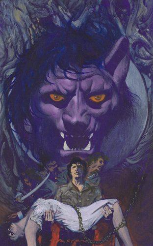 生賴範義画集 〈狼男達〉  イメージ1