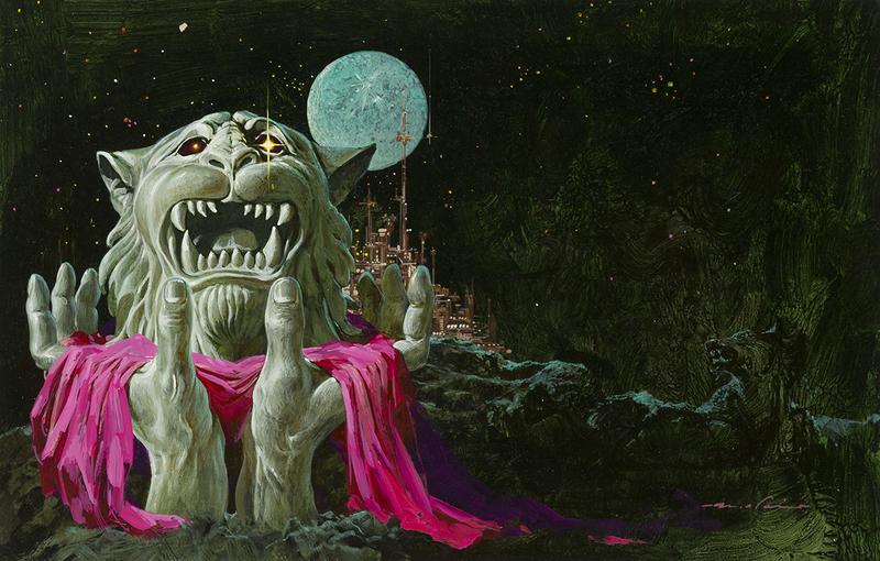 生賴範義画集 〈狼男達〉  イメージ6