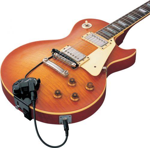 「GK-3」を装着したギター