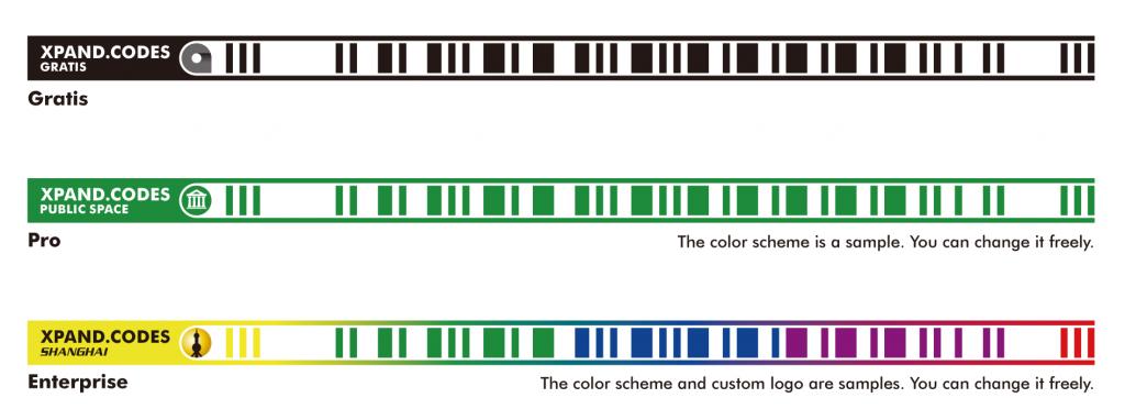有料版契約でカラーの変更などカスタマイズが可能なデータが入手可能