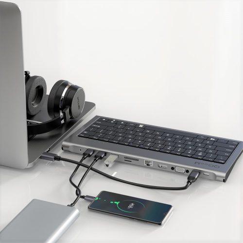 USB3.0高速データ転送を3ポート搭載