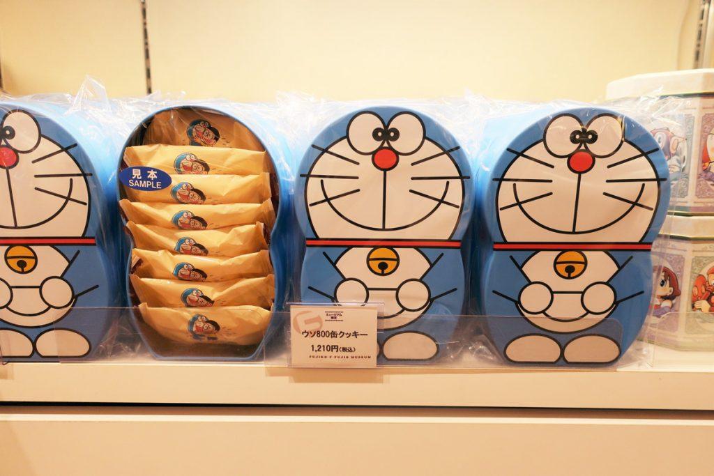 ギフトコーナー『藤子屋』うそ800缶クッキー