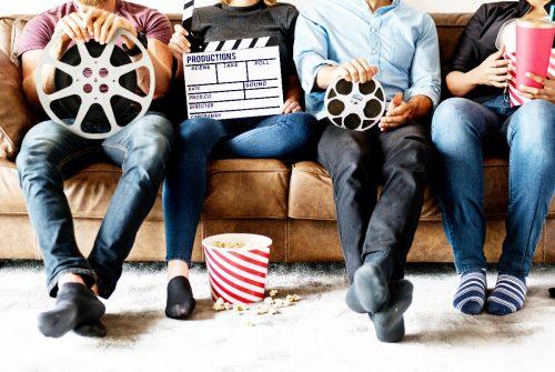 映画館(ミニシアター)での主要な4つの業務