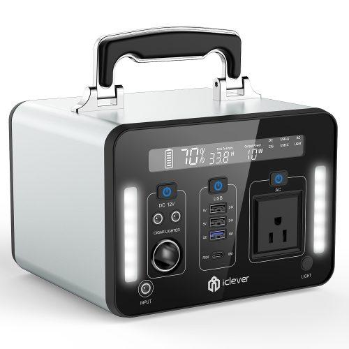 大容量ポータブル電源『iClever UA500-01』