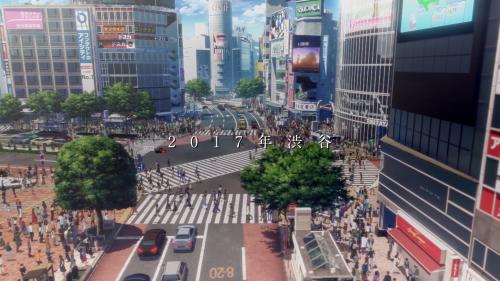 2017年 渋谷