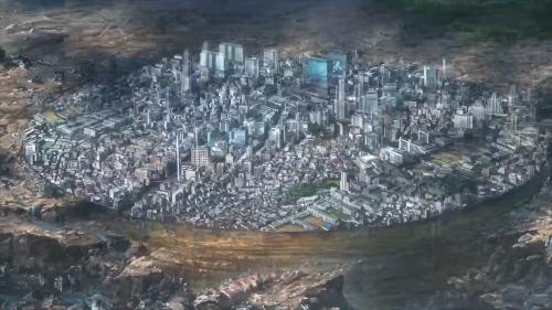 渋谷の中心部が丸ごとタイムトラベル