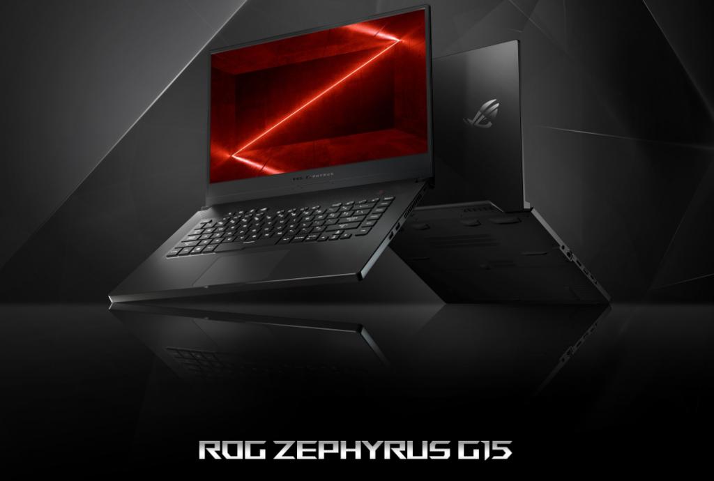 ゲーミングノートPC『ROG Zephyrus G15』