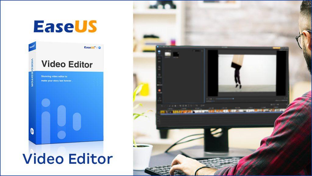 動画編集ソフト『EaseUS Video Editor』シンプルで軽快 ビギナーにお勧め 【PR記事】