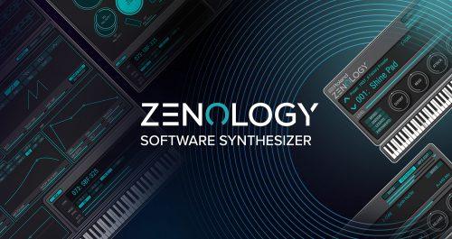 ソフトウェア・シンセサイザー『ZENOLOGY(ゼノロジー)』