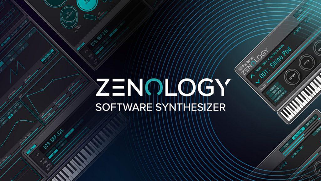 プラグイン型ソフトシンセ『ZENOLOGY (ゼノロジー)』日本語版が『Roland Cloud』でリリース