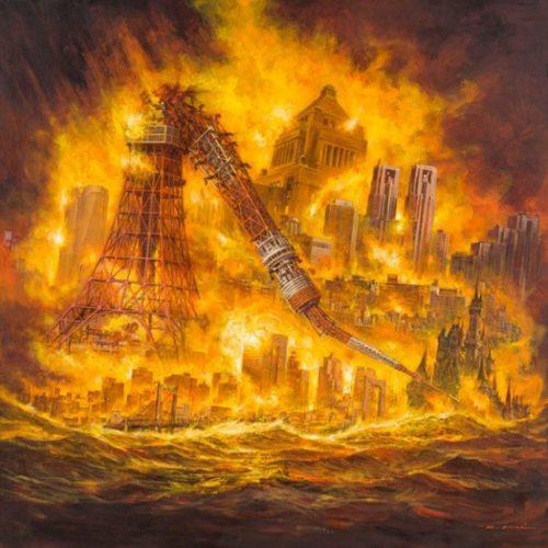 『日本沈没』イメージ