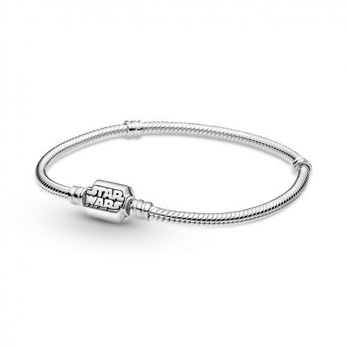 Star Wars™ Snake Chain Clasp Bracelet