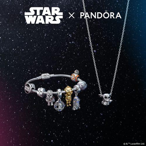 Star Wars™ × Pandoraジュエリーコレクション