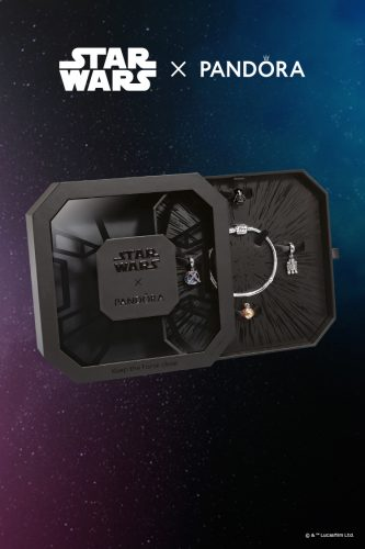Star Wars™ x Pandora コレクターズボックス