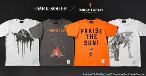 ダークソウル × TORCH TORCH/ Tシャツコレクション アンコール