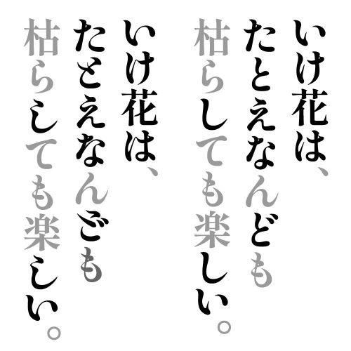 異体字・別字形を収録