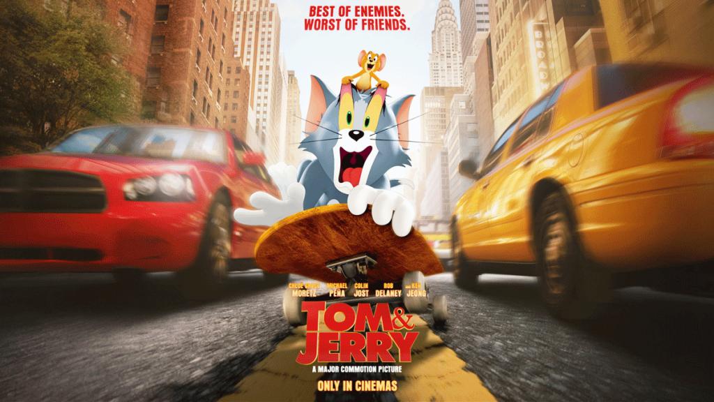 画像 Tom&Jerry Official Website