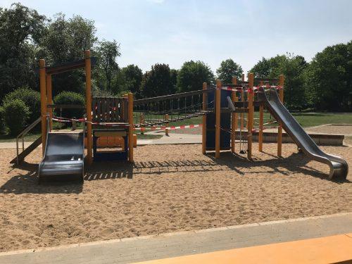 ドイツ NRW州内の公園の様子(参考画像)