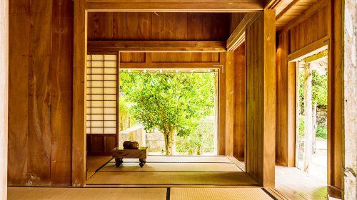 日本の伝統的家屋は、換気しやすい構造でしたが……