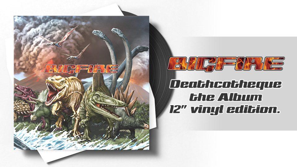 Bigfire『Deathcotheque the Album 12インチ バイナルエディション』リリース インタビュー
