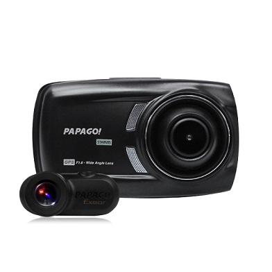 PAPAGO!(パパゴ) ドライブレコーダー『GoSafe S70GS1』