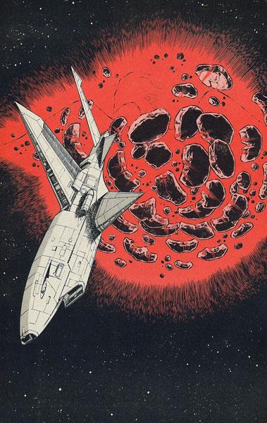 『火の鳥2772 』 スペースシャーク号