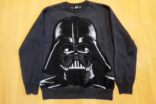 ダースベイダーのセーター by GU