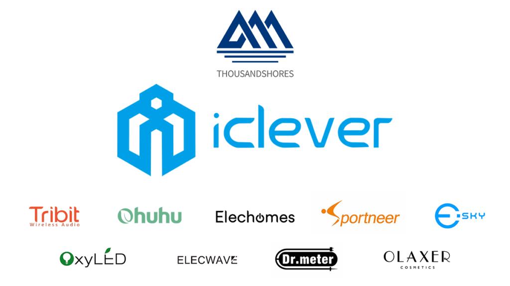 『iClever』とは?モバイル機器など、多様な製品を展開する企業『サウザンドショアス』についてチェック!