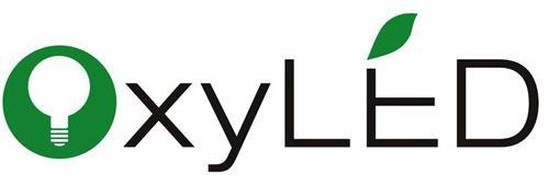 OxyLED(オキシ・エル・イー・ディー) LOGO