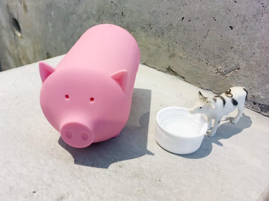 『ORICO 豚型 USB HUB』牛もびっくり!!お前はなんなんだっ?