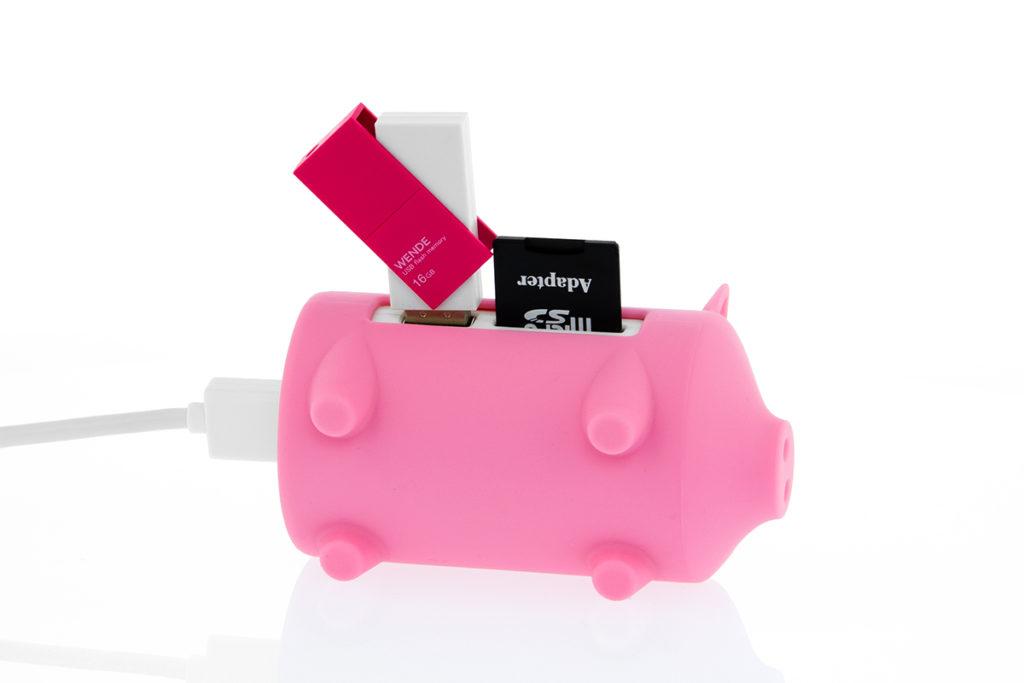 ORICO 多機能 USB3.0 ハブ 画像5