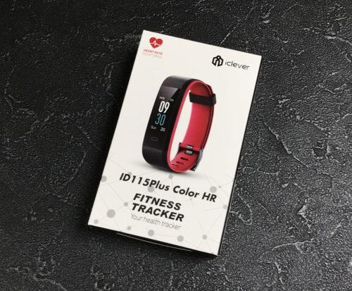 『iClever ID115Plus』製品のパッケージ