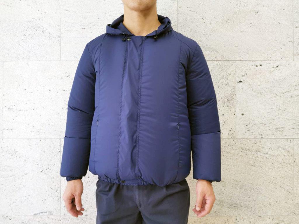 Vinmoriの空調服 フロントスタイル