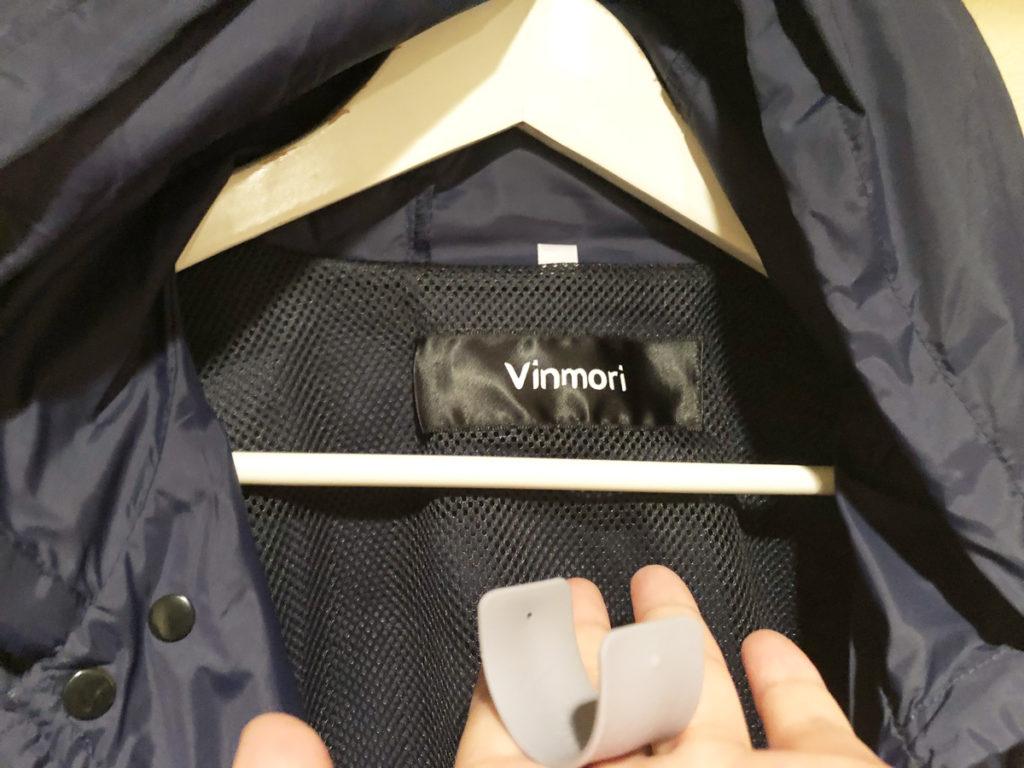 Vinmoriの空調服 独自の技術『クイックエアダクト』 の正体!? その3
